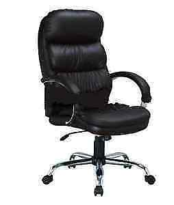 """""""BRAND NEW LEATHER CHAIR IN SALE"""""""