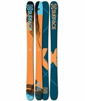 Surface My Life Skis with Marker Squire Bindings
