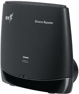 BT DIVERSE REPEATERin Lauder, Scottish BordersGumtree - BT/SEIMENS DIVERSE REPEATER ,BOOSTS RANGE OF CORDLESS TELEPHONE DECT GAP BASE STATION(EXCLUDING DIVERSE 1000)UP TO 50 METERS INDOOR AND 300 METERS OUTDOORS