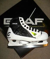 Graf 550 Goalie Skates-New in Box-Reduction 75%