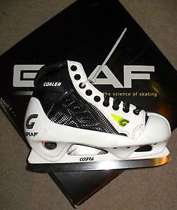 Graf 550 Goalie Skates-New in Box-Reduction -75%