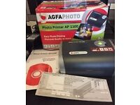 Agfa Photo Printer & Photo Printing Kit