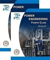 Power engineering work books