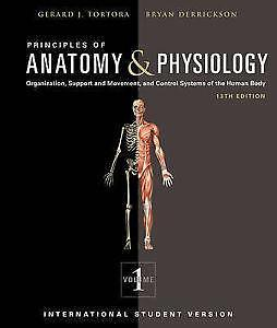 Anatomy and physiology books comics magazines ebay principles of anatomy and physiology fandeluxe Images