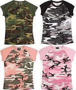 Womens Camouflage Shirt