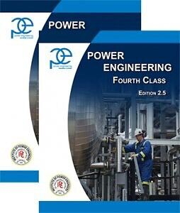 4th class power engineer books