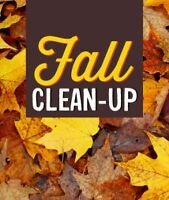 Got Leaves? Need a last mow of the season?