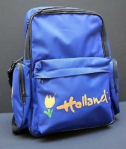 New adjustable water-repellent rip-stop Holland tulips backpack