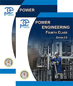 Pan Global 4th Class Power Engineering Textbook set
