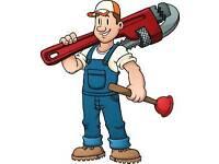 plumber job wanted