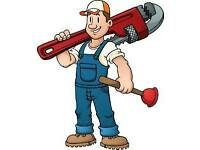 plumber looking for job