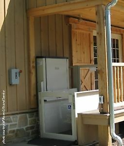 New and Recycled Wheelchair Lifts and Porch Lifts
