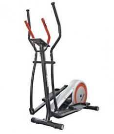 York Aspire Cross Trainer, with Mains Adaptor. Excellent condition. Free Delivery to Local Areas.