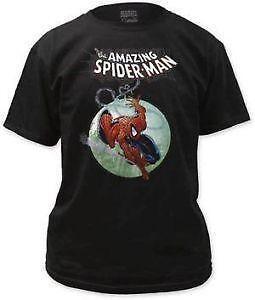 ae57a558674576 Spiderman Logo Shirts