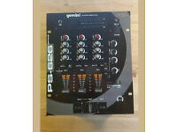 Gemini PS/626 Pro 2 mixer