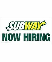 sandwich artis, counter help