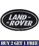 Land Rover Patch