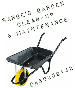 Sarge's Garden Clean-up And Maintenance Perth Perth City Area Preview