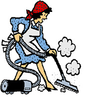 residential cleaning available anytime of the day