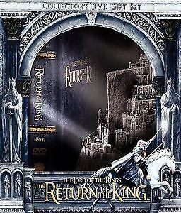 BOX SET THE LORD OF THE RING, RETURN OF THE KING