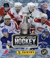 Panini 2009-2010 NHL Hockey Stickers for sale