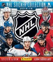 Panini 2014-2015 NHL Hockey Stickers to trade or for sale