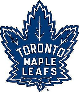 Toronto Maple Leafs vs Montreal Candians (opener) Oct 3