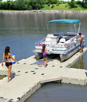 Do You EZ Dock? - Boat Lifts - Jet Ski Docks - Call 440-3212
