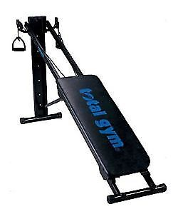 Total Gym 1000 in great condition with Original Packing.