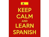 Spanish lesson for all levels (GCSE, A-levels, kids, family)