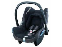 Maxi cosi car seat / infant carrier