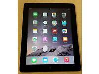 iPad 4th Gen, 16gb, wifi