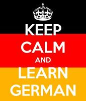 Learn German! :-)