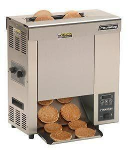 Upright Conveyor Toaster: Roundup VCT 25