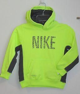 Neon nike hoodie