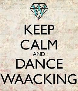 Private Waacking classes