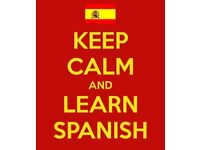 wonderful Spanish private tutor!!