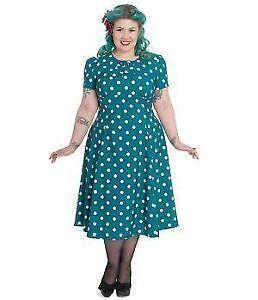 Plus Size Rockabilly Dress 1928b4bf7473
