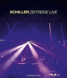 Zeitreise - Live von Schiller (2016) (Blu-ray) neu OVP - Essen, Deutschland - Zeitreise - Live von Schiller (2016) (Blu-ray) neu OVP - Essen, Deutschland