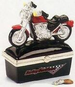 Harley Trinket Box