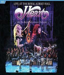 HEART WITH THE ROYAL PHILHARMONIC ORCHESTRA -  Blu-Ray NEU/OVP