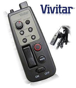 Vivitar 8 Button Remote Control for all Canon Camcorders