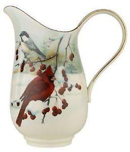 Lenox Christmas China Birds