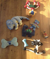 Dog Toys and Cookies