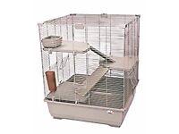big Chinchilla Rats & Ferrets Cage Marchioro Samo 82