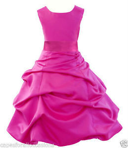 Dress for junior bridesmaid at wedding or church- size 16 youth