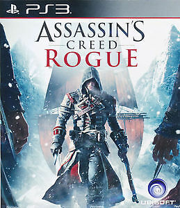 Assassin's Creed Rogue for PS3