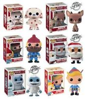 Looking for any/all Rudolph the Red Nosed Reindeer Pop figures