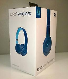 BEATS SOLO3 WIRELESS- Brand New (Sealed Box)