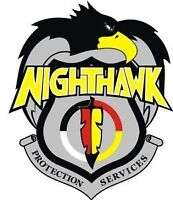 Hiring Licensed Security Guards - Nighthawk Protection Services